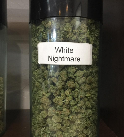 white-nightmare-strain-tucson-saints-dispensary