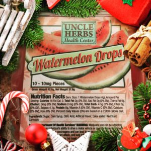 Watermelon Drops Uncle Herbs