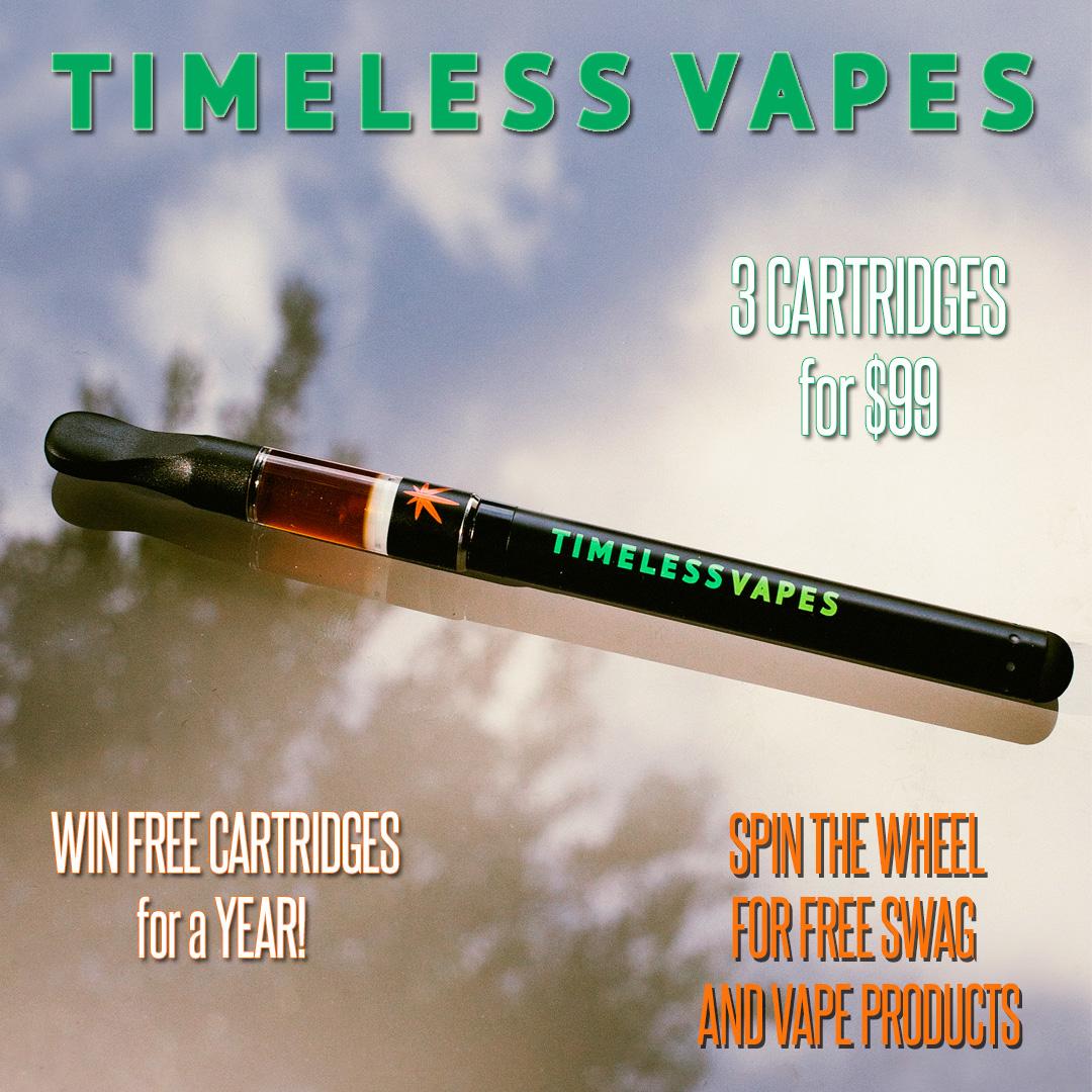 timeless-vapes-3cartsfor99-win-raffle-tucson-saints-dispensary