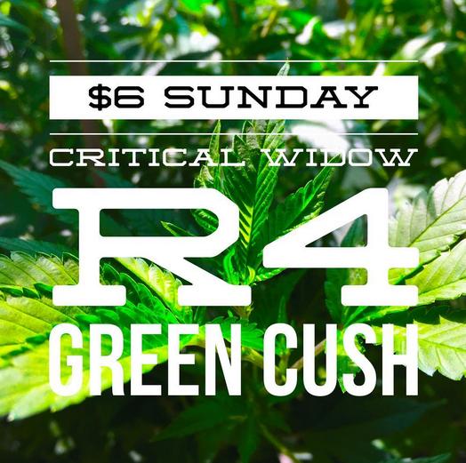 Critical-Widow-R4-Green Cush