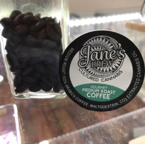 Jane's Brew Coffees Tucson medical marijuana SAINTS