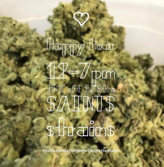 free-ounce-happy-hour-marijuana-sale