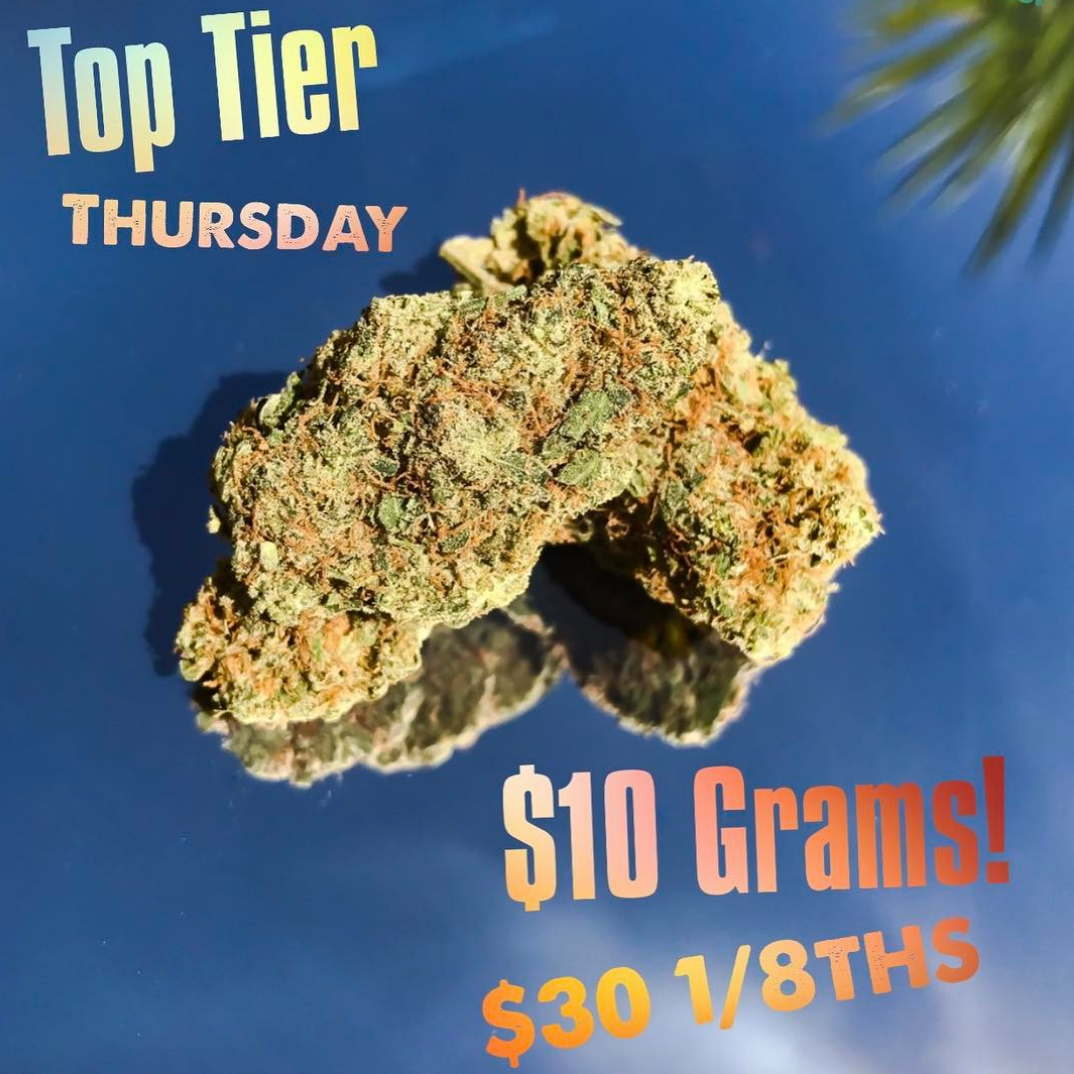top tier strains Marijuana in Tucson