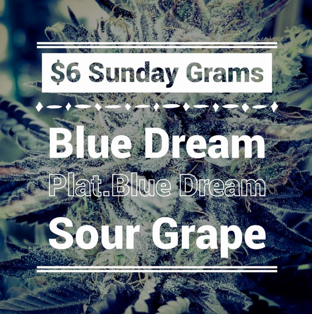 Blue Dream Platinum Blue Dream Sour Grape