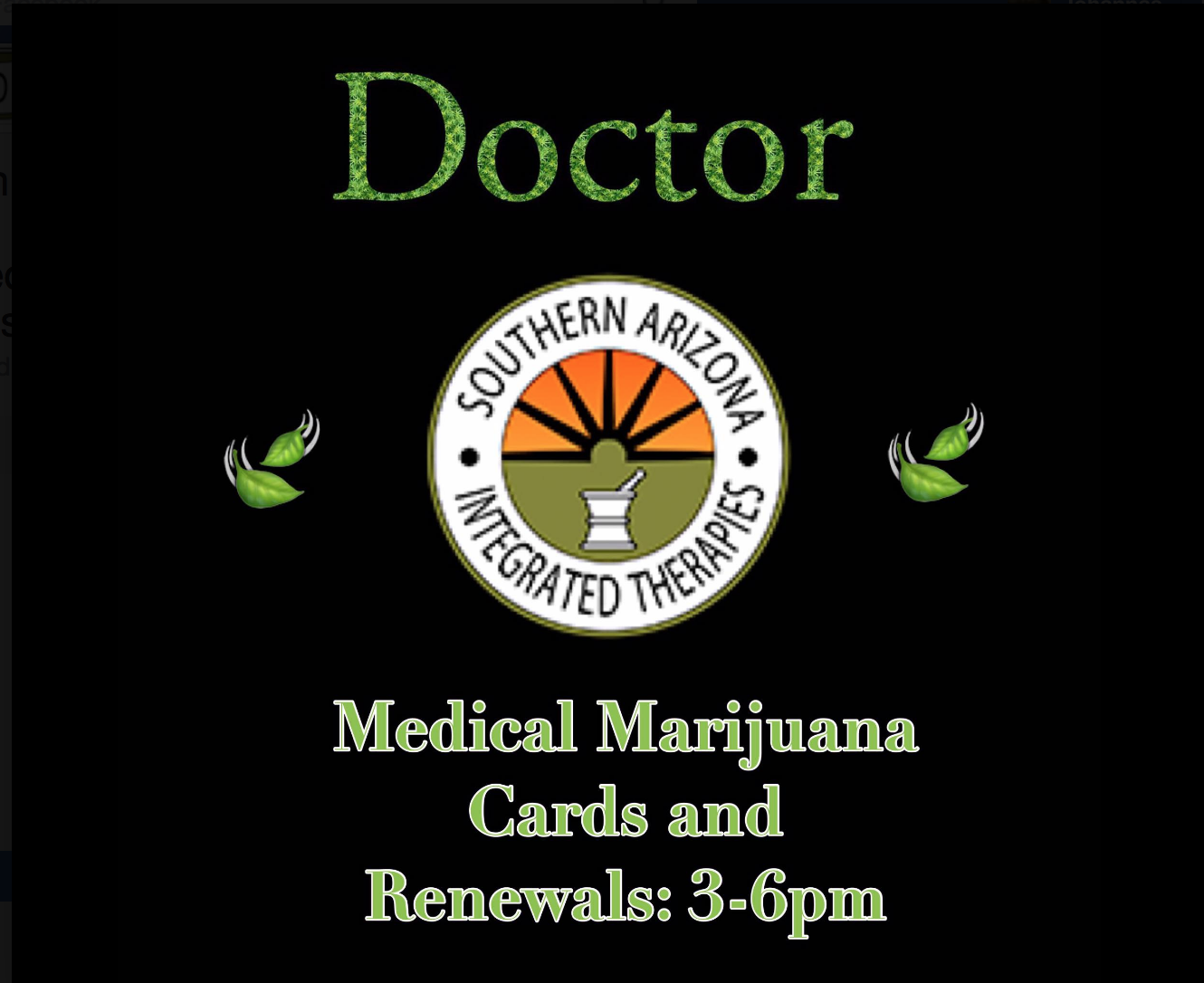 renew your medical marijuana card in tucson