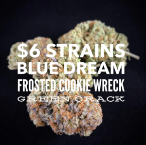 Sale Blue Dream Frosted Cookie Wreck Green Crack