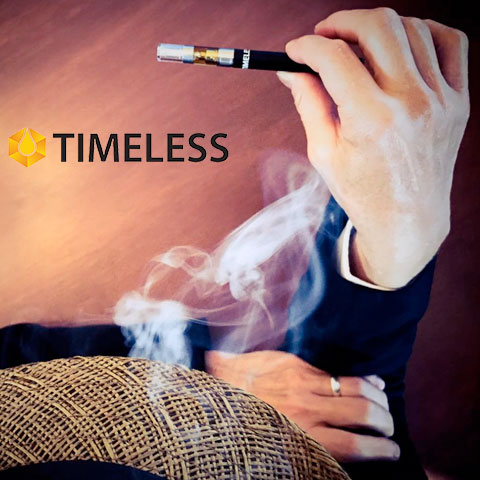 Timeless Vape Live Resin