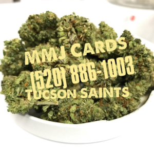 tucson medical marijuana card doctor location