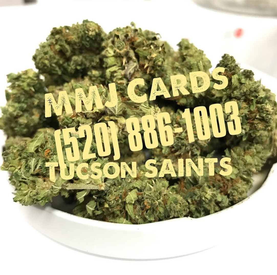 tucson medical marijuana card doctor location