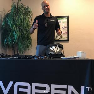 Mike Vapenclear at Tucson SAINTS