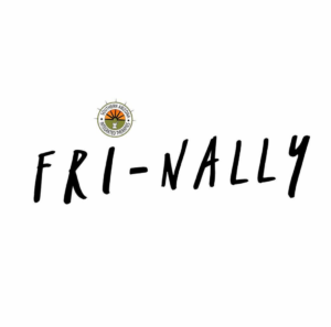 Fri-nally Tucson saints logo