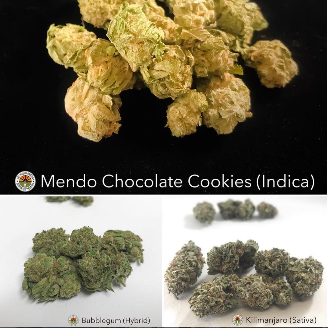 Mendo Chocolate Cookies