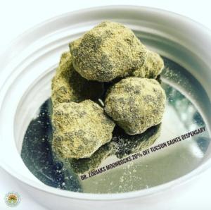 Dr Zodiaks Moonrocks Wax Wednesday Medical Marijuana