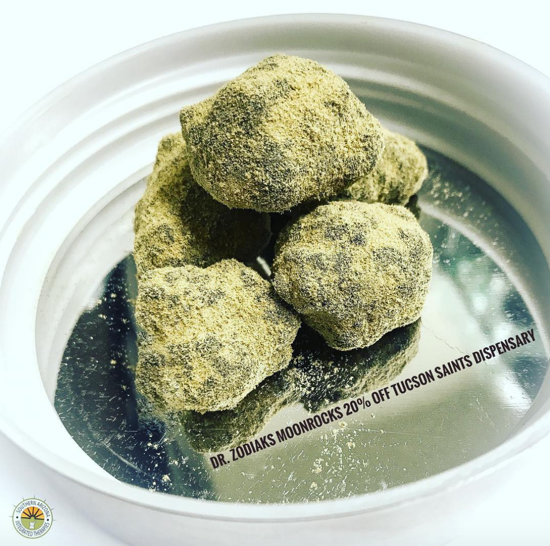 Dr Zodiaks Moonrocks Wax Wednesday Medical Marijuana