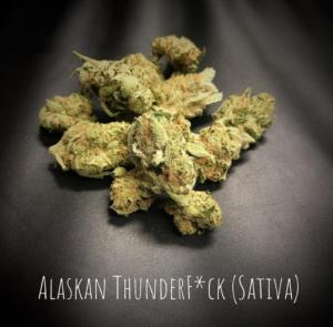 Alaskan Thunderf*ck Strain