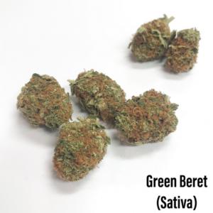 Green Beret Sativa