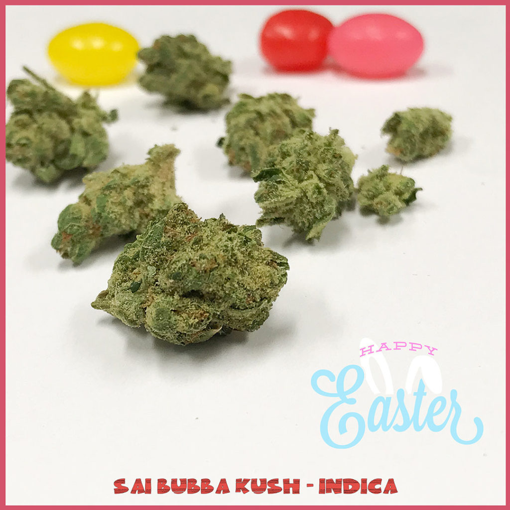 sai-bubba-kush-easter-tucson-saints
