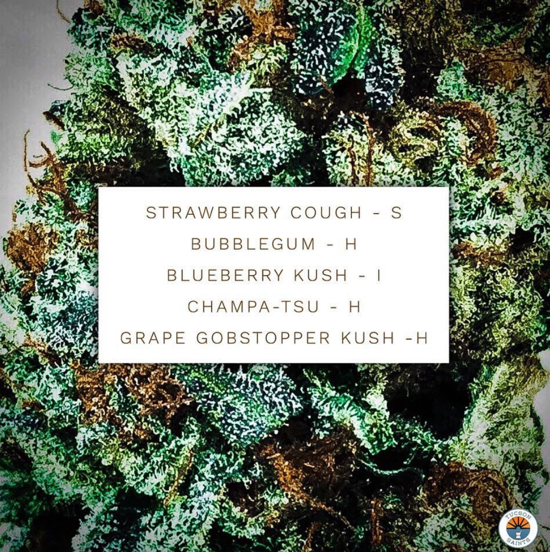 Strawberry Cough sativa Patients ADHD