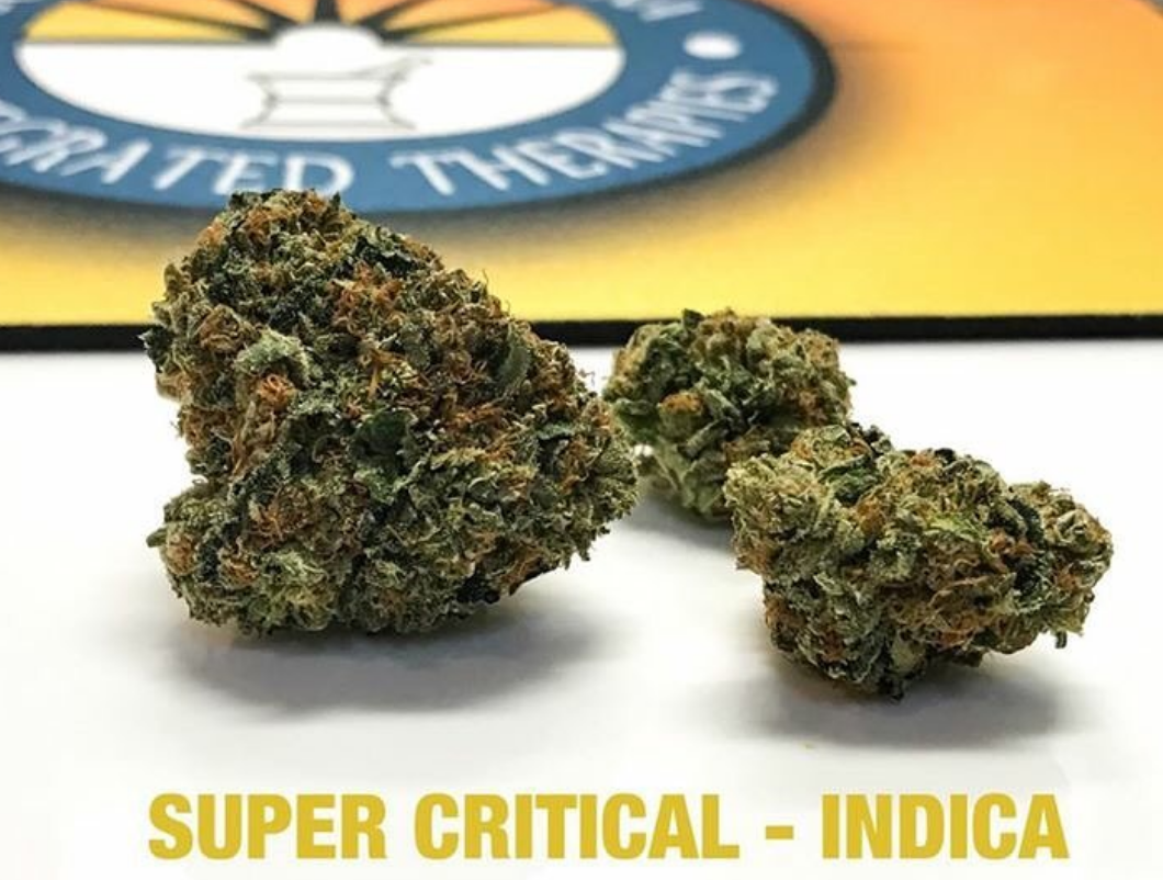 Super Critical SAINTS GROWN Indica