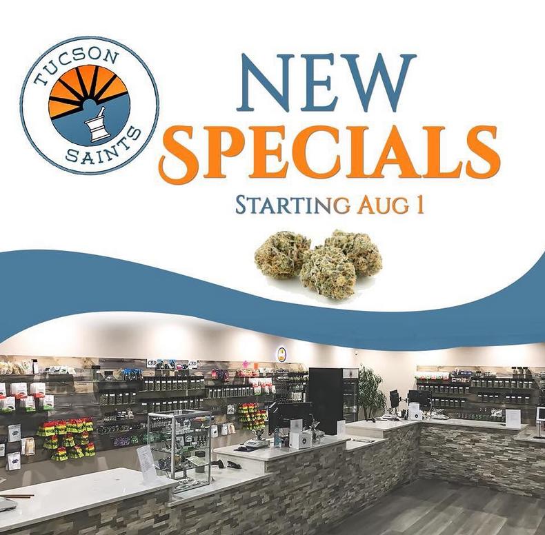 Tucson Dispensary for Medical Marijuana Patients
