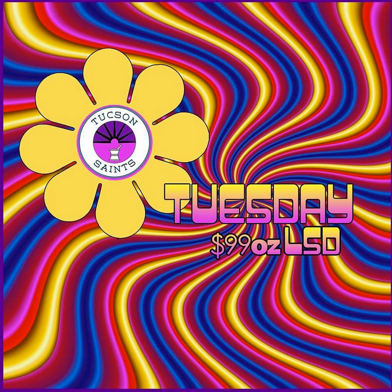 LSD (Sativa) Specia