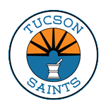 Tucson Dispensary SAINTS logo