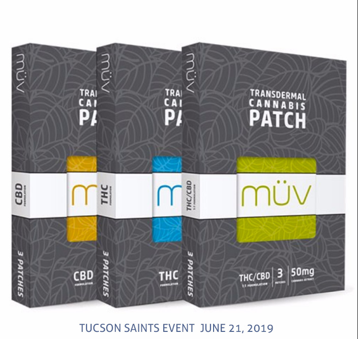 MUV-patches