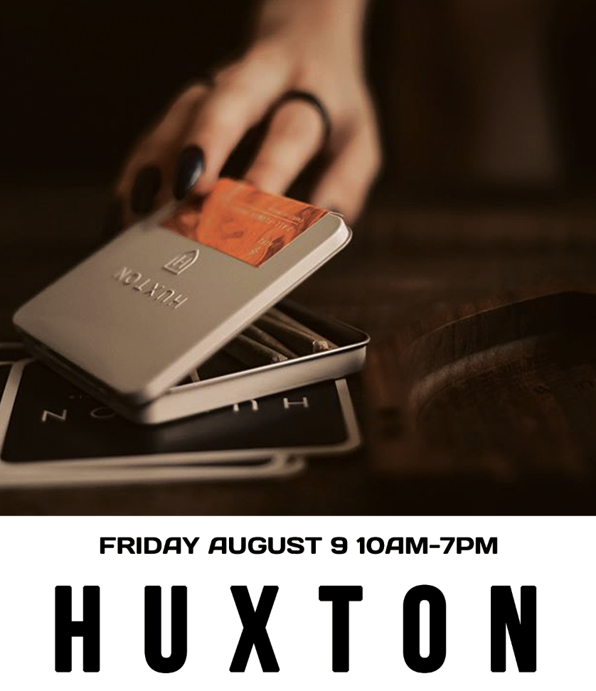 huxton event at tucson saints august 2019