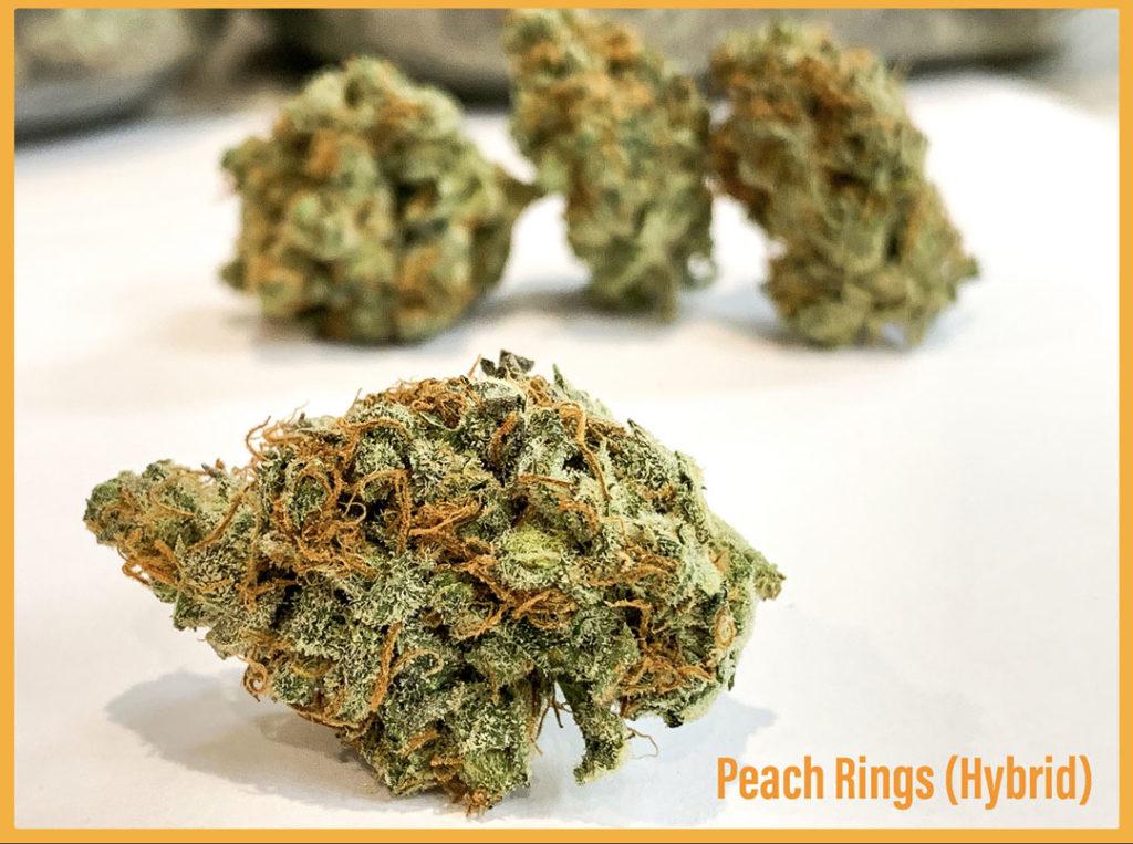 peach rings hybrid saints tucson