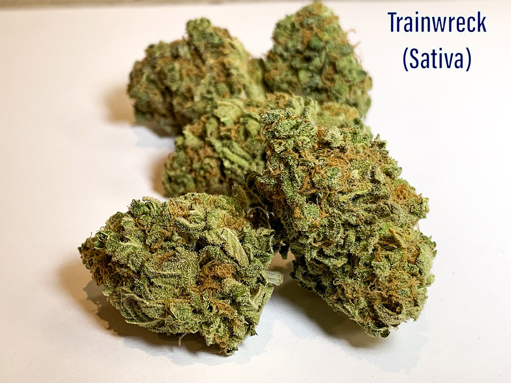 trainwreck sativa strain tucson saints copy