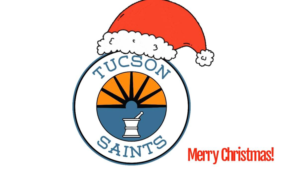 dispensary christmas tucson saints 2019