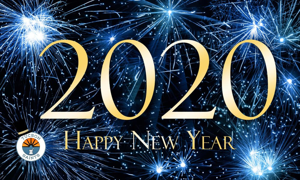 happy 2020 from saints dispensary
