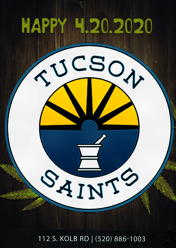 happy 420 tucson saints 2020