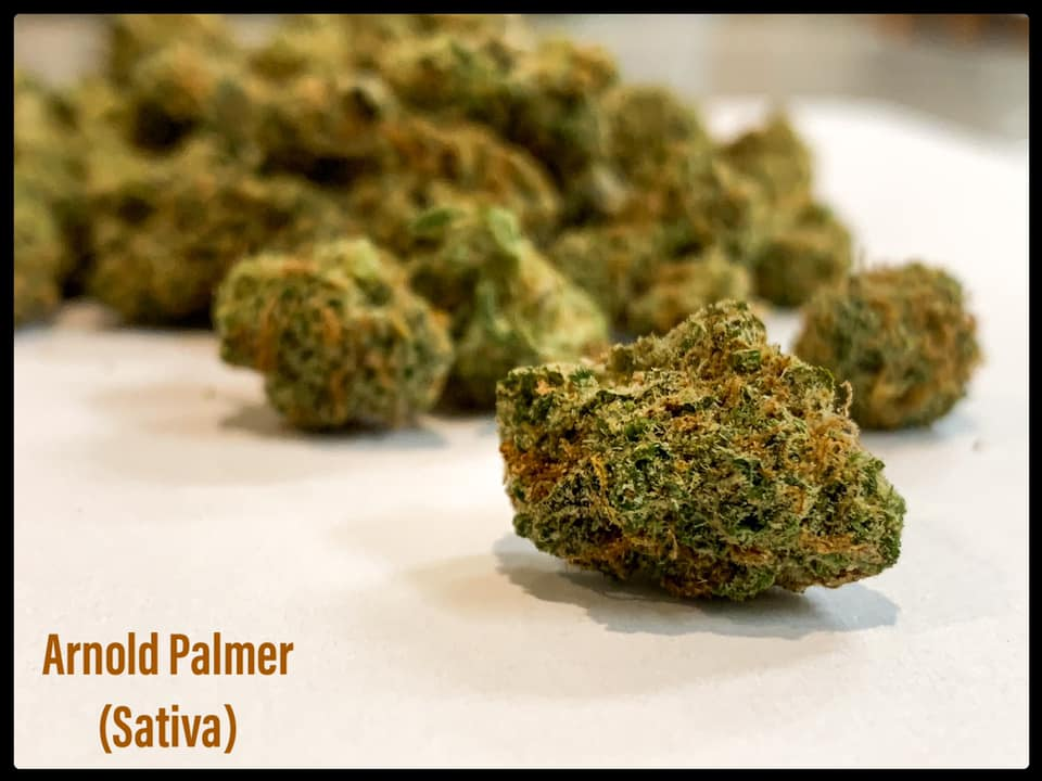 arnold palmer strain