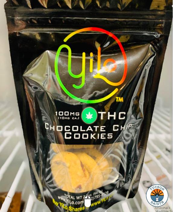 yilo chocolate chip cookies