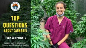Inside SAINTS episode where we answer common questions on marijuana medicine