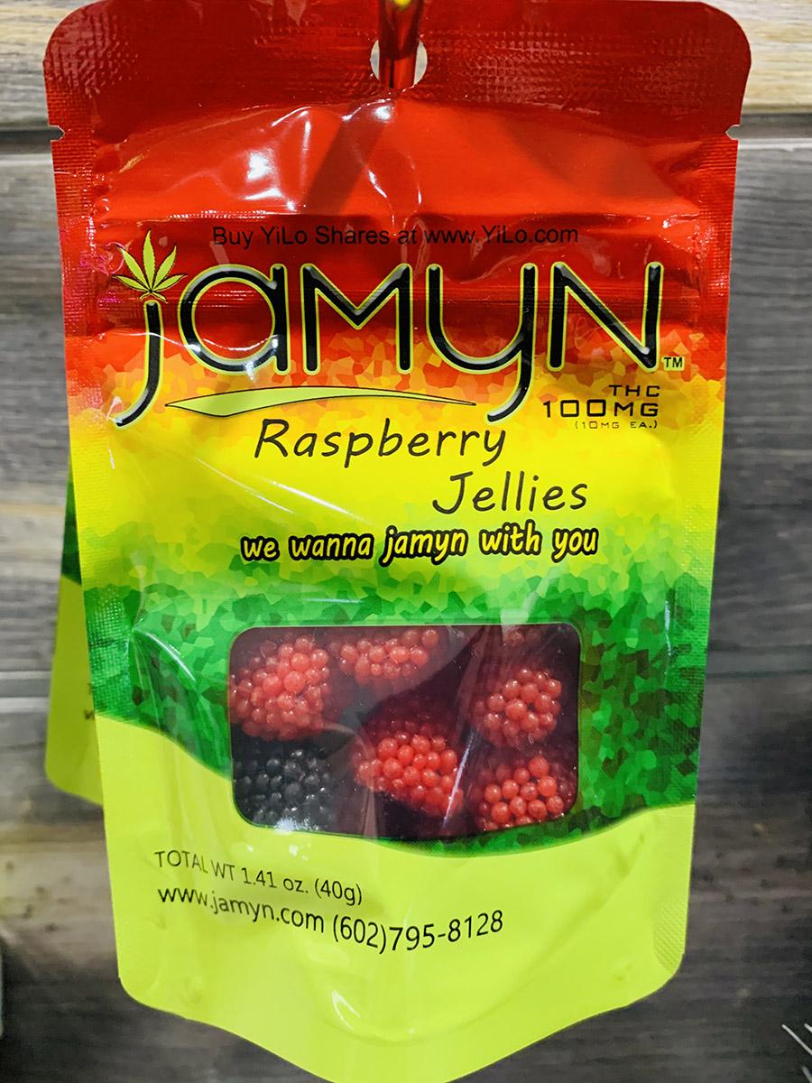 jamyn edibles dispensary tucson saints