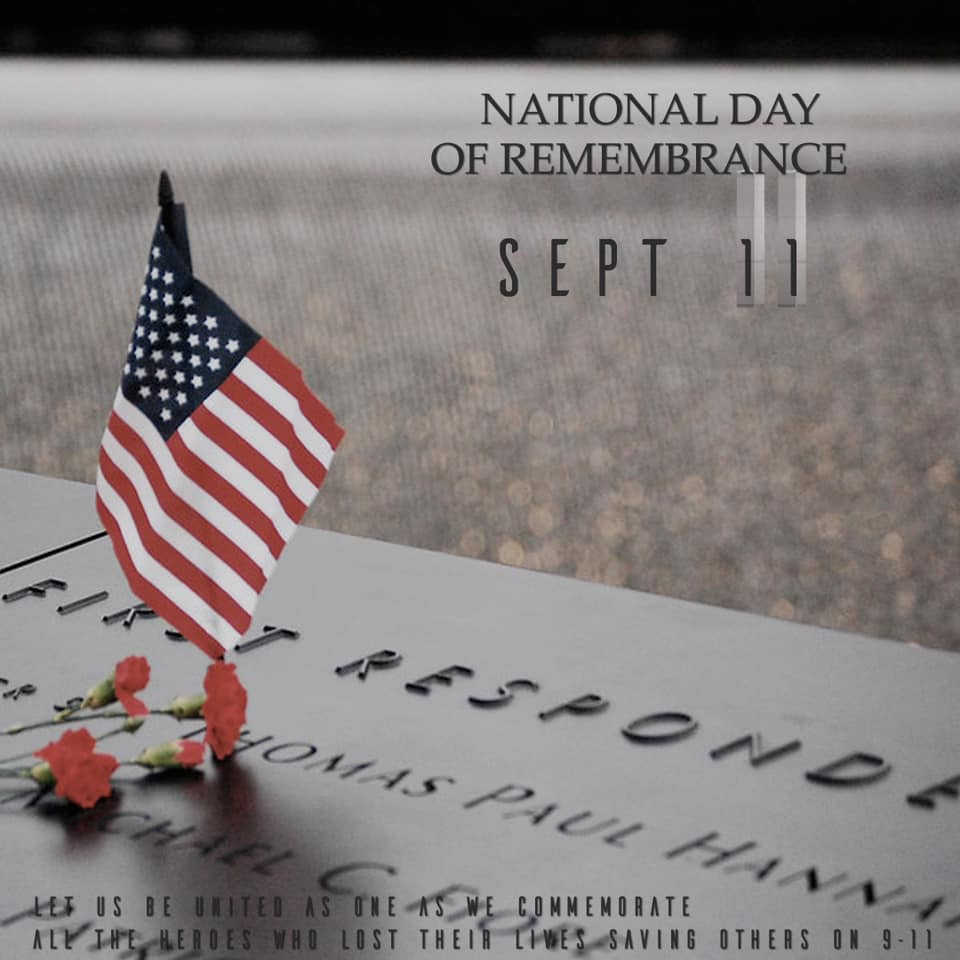 sept 11 tucson saints remembers this day