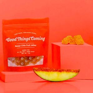 Good Things Coming Mango Fruit Chili Jellies