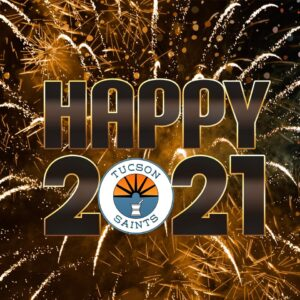 Happy New Year 2020 from Tucson SAINTS Dispensary