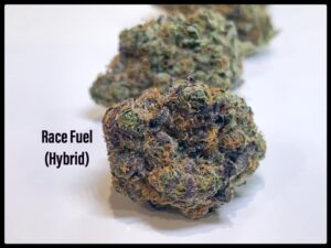#racefuel strain dispensary in tucson