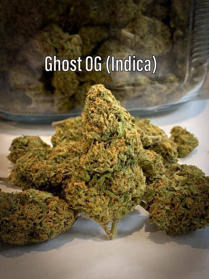 GhostOG Indica