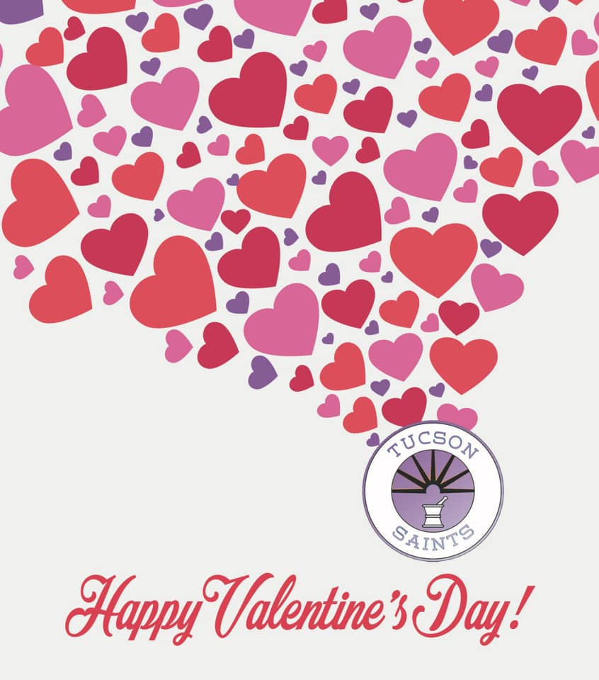 Happy Valentines Day dispensary 2021