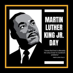 MLK Day SAINTS 2021
