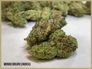 Mendo Breath Indica Strain