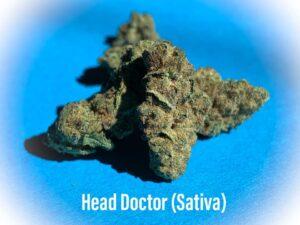 headdoctor Sativa Strain SAINTS