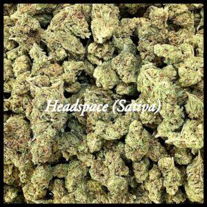 headspace sativa strain