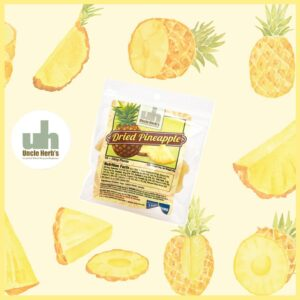 uncle herbs dried pineapple edibles 2021