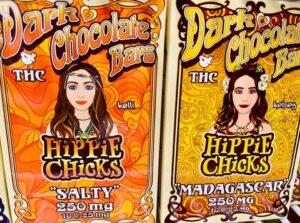 Hippie Chicks edibles