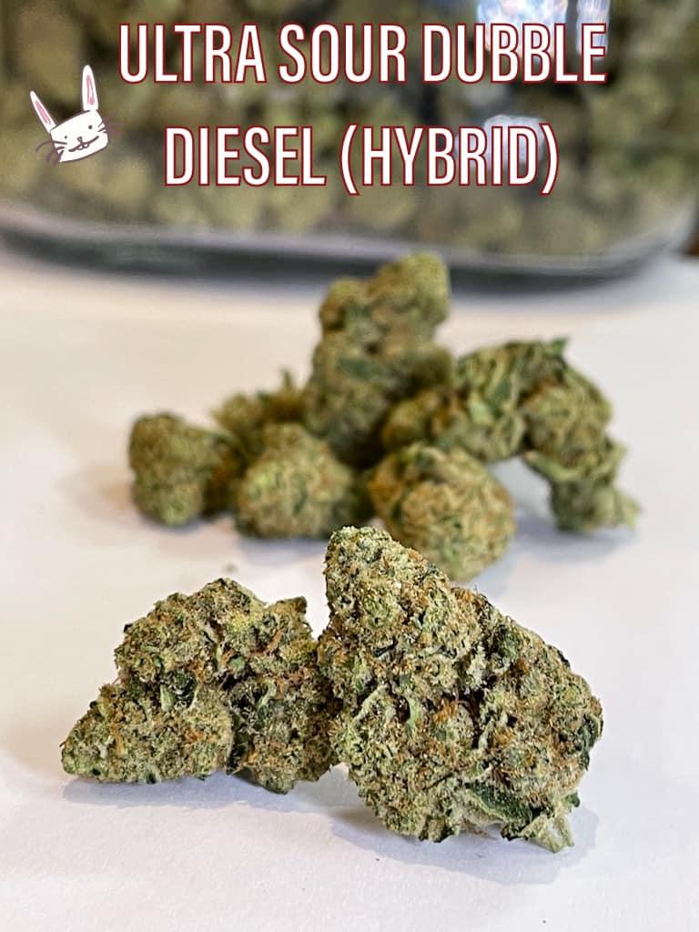 Ultra Sour Dubble Diesel Hybrid